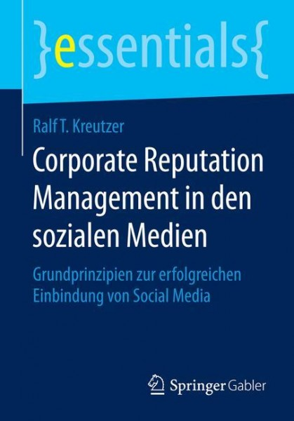 Corporate Reputation Management in den sozialen Medien