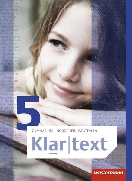Klartext - Ausgabe 2015 für Gymnasien in Nordrhein-Westfalen: Schülerband 5
