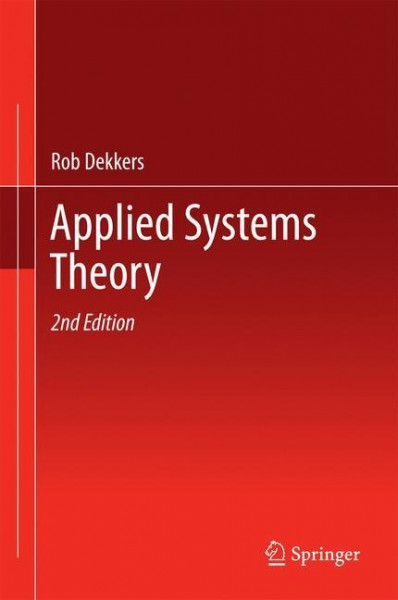 Applied Systems Theory