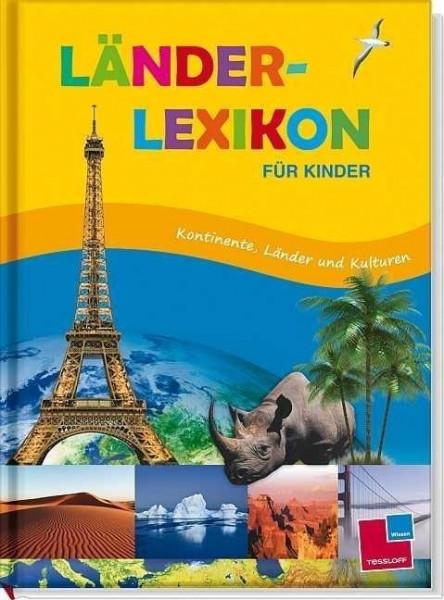 Länderlexikon für Kinder - Kontinente, Länder und Kulturen