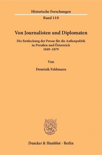 Von Journalisten und Diplomaten