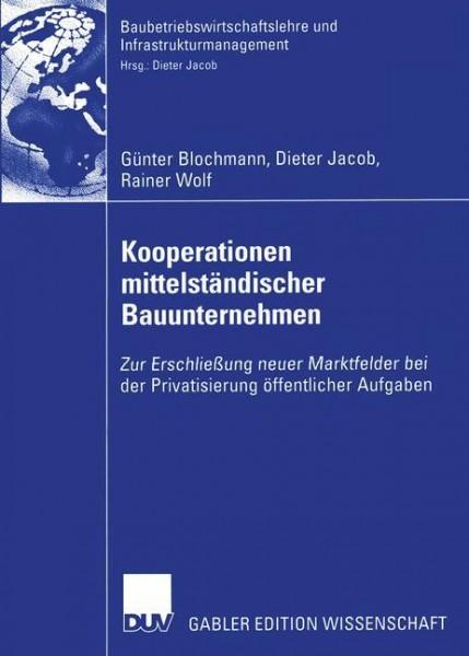 Kooperation mittelständischer Bauunternehmen