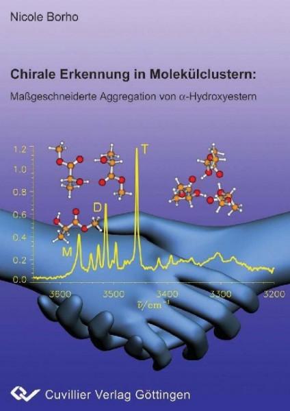 Chirale erkennung in Molekülclustern: