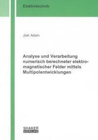 Analyse und Verarbeitung numerisch berechneter elektromagnetischer Felder mittels Multipolentwicklun