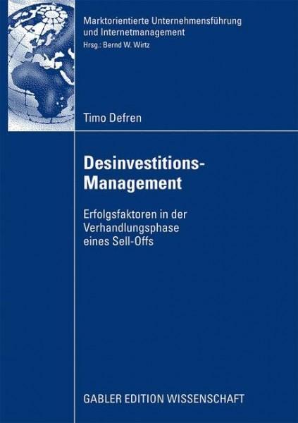 Desinvestitions-Management