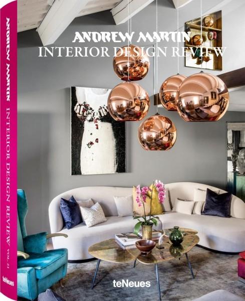 Andrew Martin, Interior Design Review Vol. 21