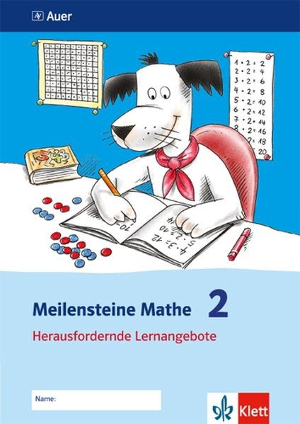 Meilensteine Mathe 2. Herausfordernde Lernangebote: Arbeitsheft Klasse 2