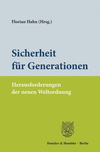 Sicherheit für Generationen