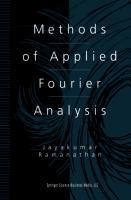 Methods of Applied Fourier Analysis