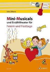 Mini-Musicals und Erzähltheater für Feiern und Festtage