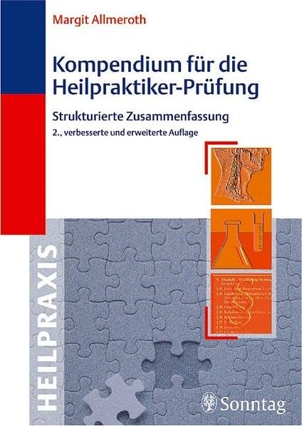 Kompendium für die Heilpraktiker-Prüfung