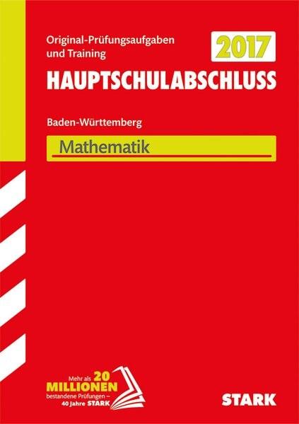 Abschlussprüfung Hauptschule Baden-Württemberg - Mathematik