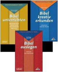 Kombi-Paket: Praxishandbuch Bibel. 3 Bände