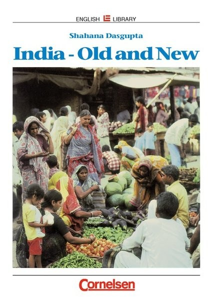 Cornelsen English Library - Themenhefte: 9. Schuljahr, Stufe 2 - India - Old and New: Schülerheft