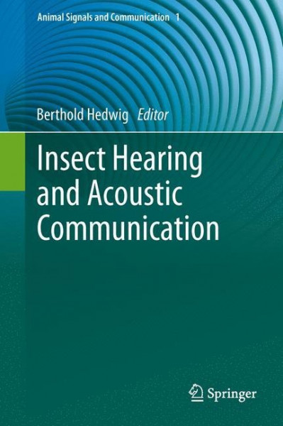 Insect Hearing and Acoustic Communication