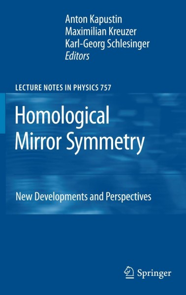 Homological Mirror Symmetry