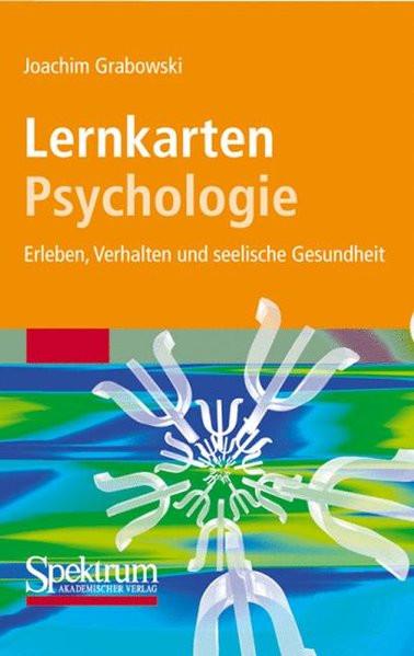 Lernkarten Psychologie: Erleben, Verhalten und seelische Gesundheit (Sav Psychologie)