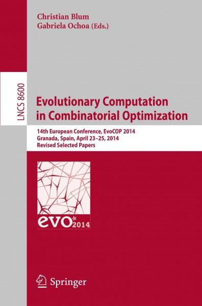 Evolutionary Computation in Combinatorial Optimisation