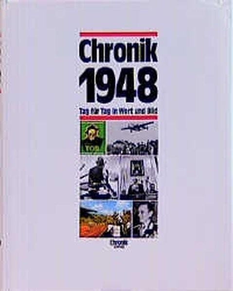 Chronik 1948 - Jahrgangsbuch-Chronik 1948 - Jahrgangsbuch 1948