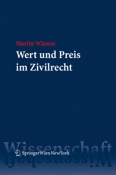 Wert und Preis im Zivilrecht