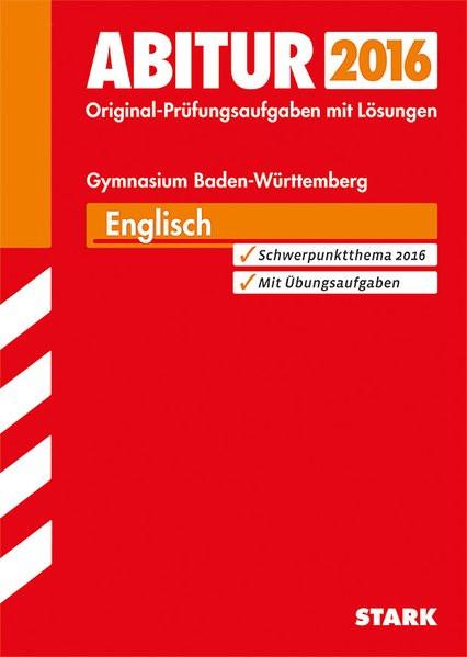 STARK Abiturprüfung Baden-Württemberg - Englisch