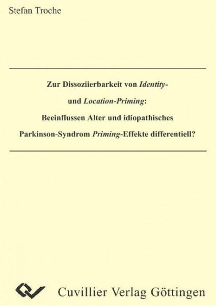Zur Dissoziierbarkeit von Identity- und Location-Priming: Beeinflussen Alter und idiopathisches Park