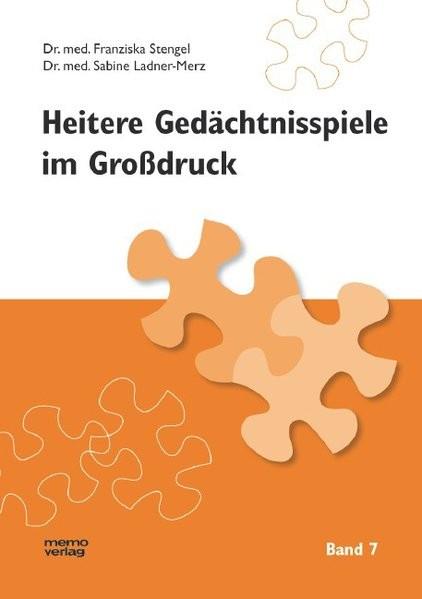 Heitere Gedächtnisspiele im Grossdruck: Heitere Gedächtnisspiele im Großdruck, Bd.7