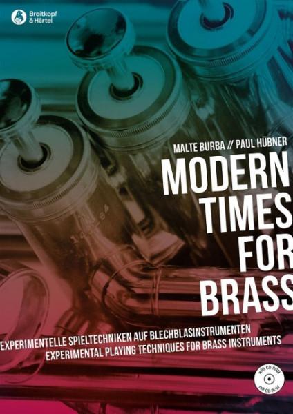 Modern Times for Brass -Experimentelle Spieltechniken auf Blechblasinstrumenten-