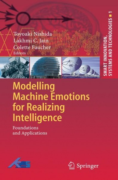 Modelling Machine Emotions for Realizing Intelligence
