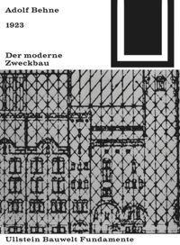 Der moderne Zweckbau (1929)