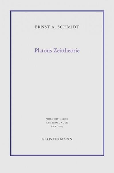 Platons Zeittheorie