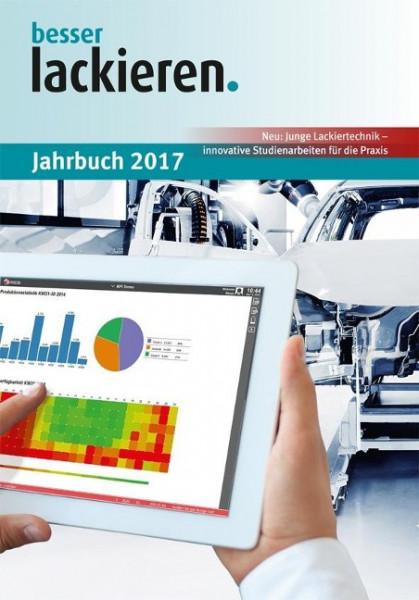 besser lackieren. Jahrbuch 2017