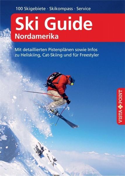 Ski Guide Nordamerika - VISTA POINT Reiseführer A bis Z