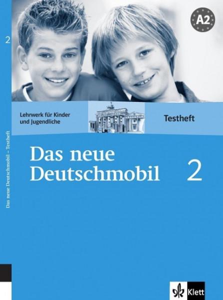 Das Neue Deutschmobil 2. Testheft