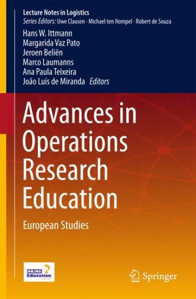 Advances in Operations Research Education