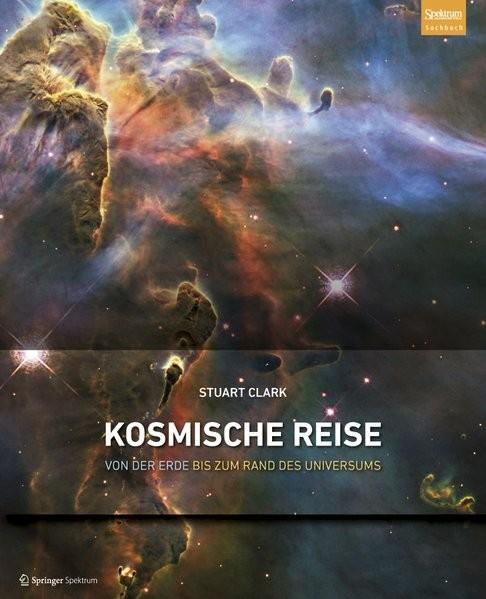 Kosmische Reise: Von der Erde bis zum Rand des Universums