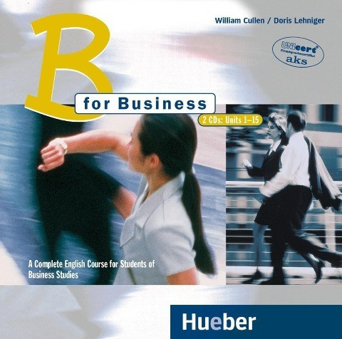 B for Business. 2 CDs