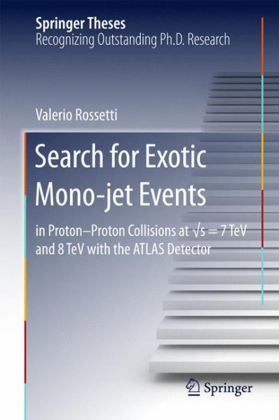 Search for Exotic Mono-jet Events in Proton-Proton Collisions