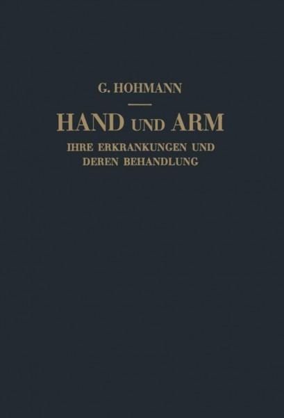 Hand und Arm