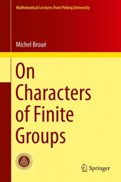 On Characters of Finite Groups