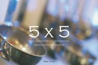 5 x 5 Ein kulinarischer Abflug in die Sterneküche