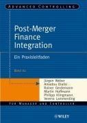 Post-Merger Finance Integration