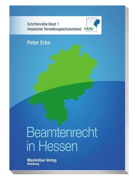 Beamtenrecht in Hessen (Hessischer Verwaltungsschulverband)