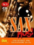 Sax Plus! Vol. 6