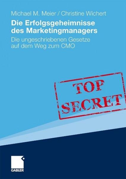 Erfolgsgeheimnisse des Marketingmanagers
