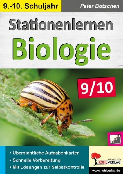 Stationenlernen Biologie 9/10