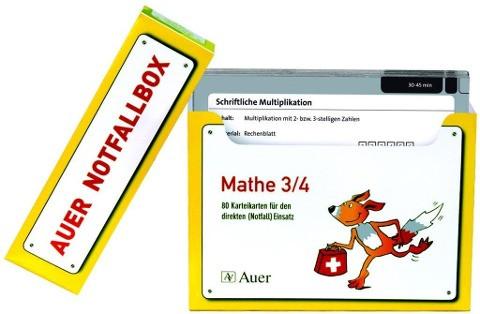 Schnelle Vertretungsstunden Mathe 3/4 - Rodenwald, Elisabeth