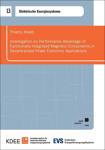Investigation on Performance Advantage of Functionally Integrated Magnetic Components in Decentralis