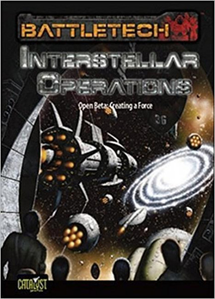 Battletech Interstellar Operations