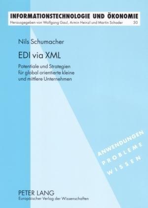 EDI via XML